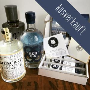 """Gin-Box """"Wein im Gin"""" AUSVERKAUFT"""