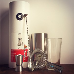 Cocktail Shaker Set Deluxe