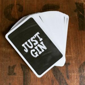 Just Gin Kartenspiel bestehend aus 36 Spielkarten