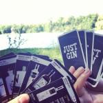 ust Gin Kartenspiel bestehend aus 36 Spielkarten