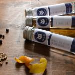 Drei thematisch passende Gins im Gin-Abo verkosten